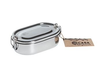 Stainless Steel Sustainable Snack Box