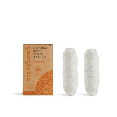 Sustainable Floss Georganics Orange