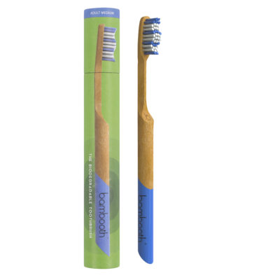 Adult Bamboo Toothbrush Bambooth