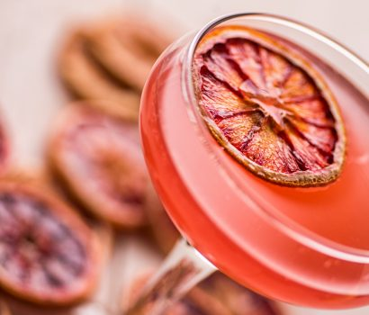 Dried Fruit Cocktails