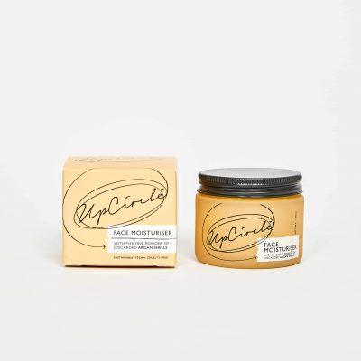 Plastic free moisturiser sustainable 50ml