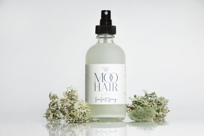 Moo Hair Sea Salt Hair Spray 250ml